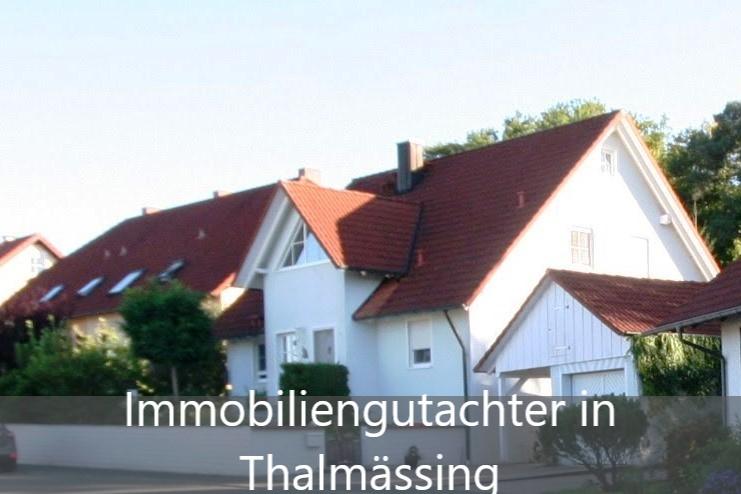 Immobilienbewertung Thalmässing
