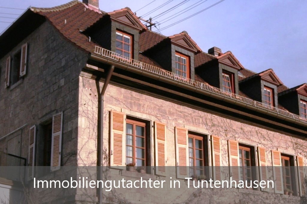 Immobilienbewertung Tuntenhausen