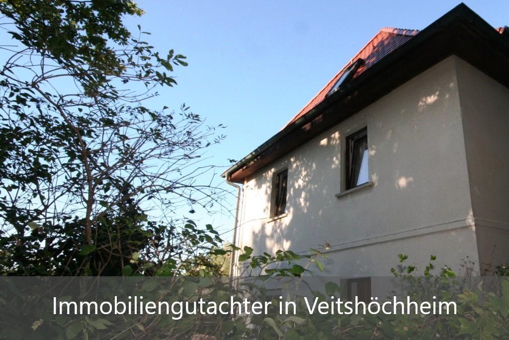 Immobilienbewertung Veitshöchheim