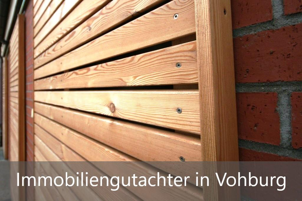 Immobilienbewertung Vohburg an der Donau