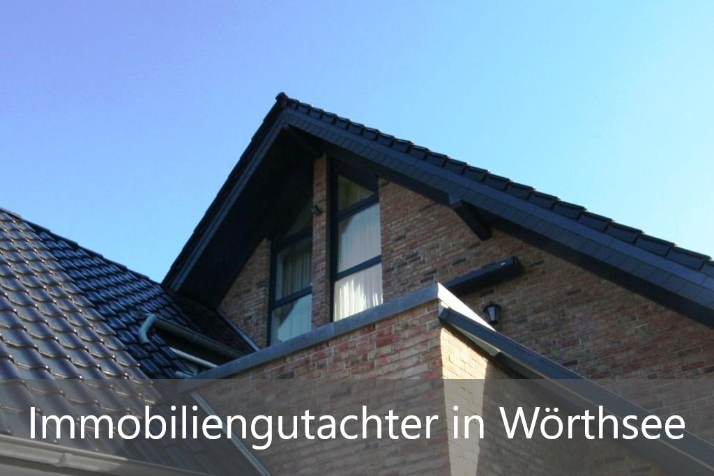 Immobilienbewertung Wörthsee