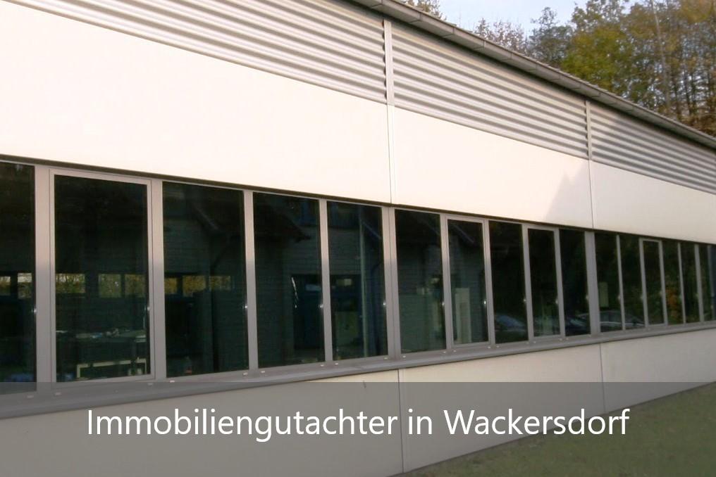 Immobilienbewertung Wackersdorf