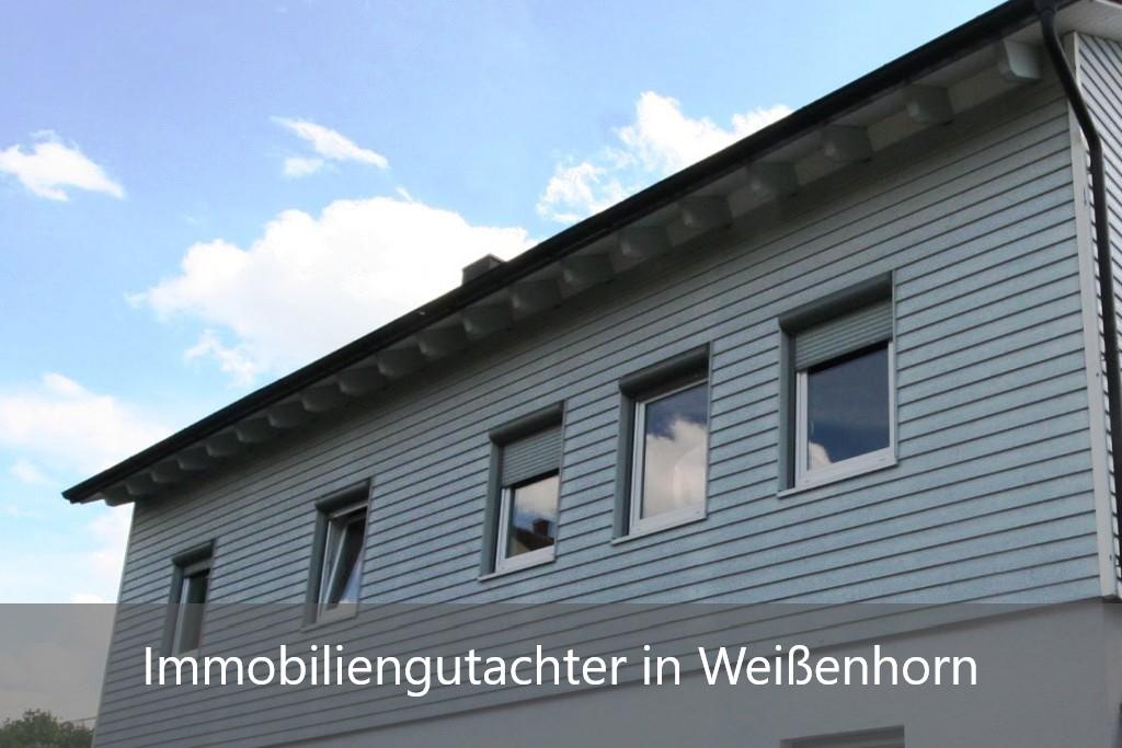 Immobilienbewertung Weißenhorn