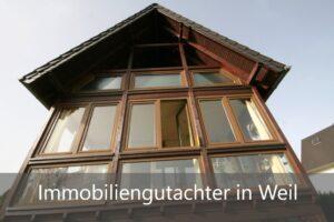 Immobiliengutachter Weil (Oberbayern)