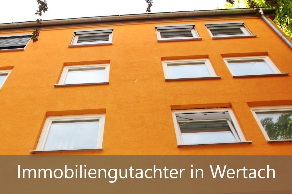 Immobilienbewertung Wertach