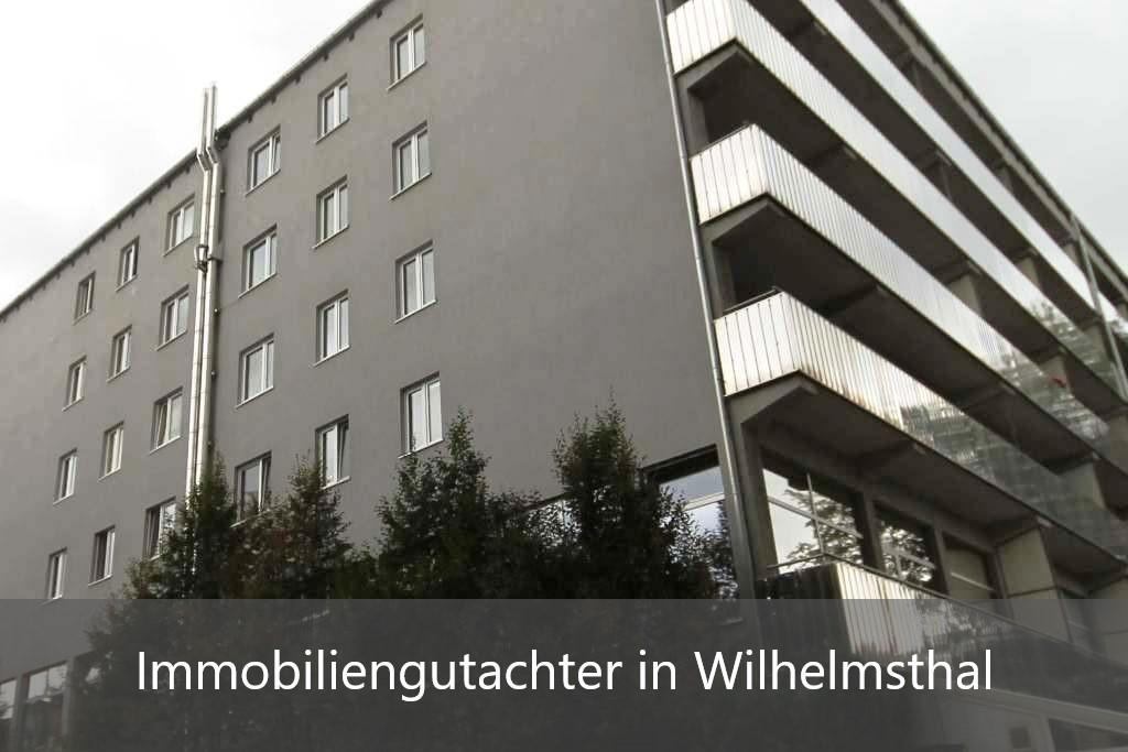 Immobilienbewertung Wilhelmsthal