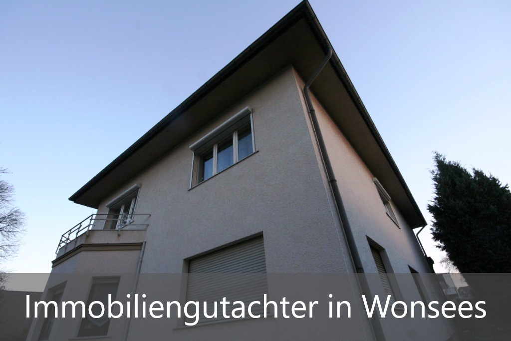 Immobilienbewertung Wonsees