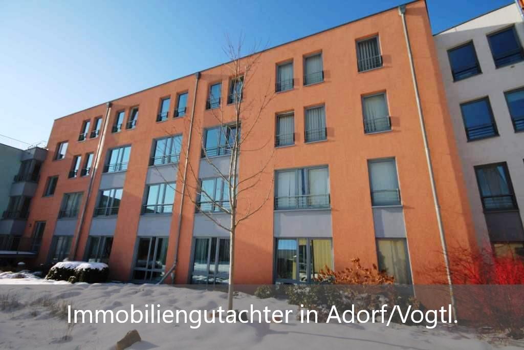 Immobilienbewertung Adorf Vogtland