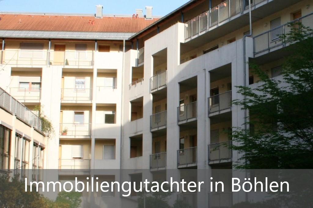 Immobilienbewertung Böhlen (Sachsen)
