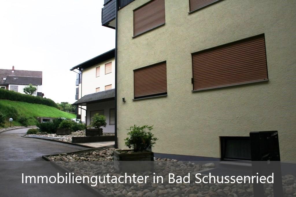 Immobilienbewertung Bad Schussenried