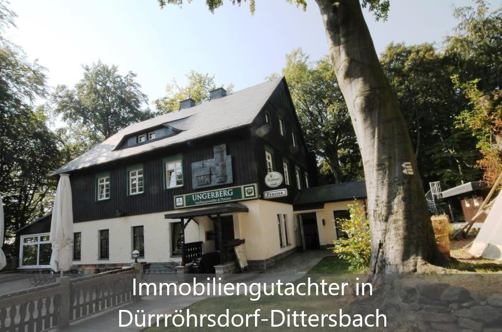 Immobilienbewertung Dürrröhrsdorf-Dittersbach