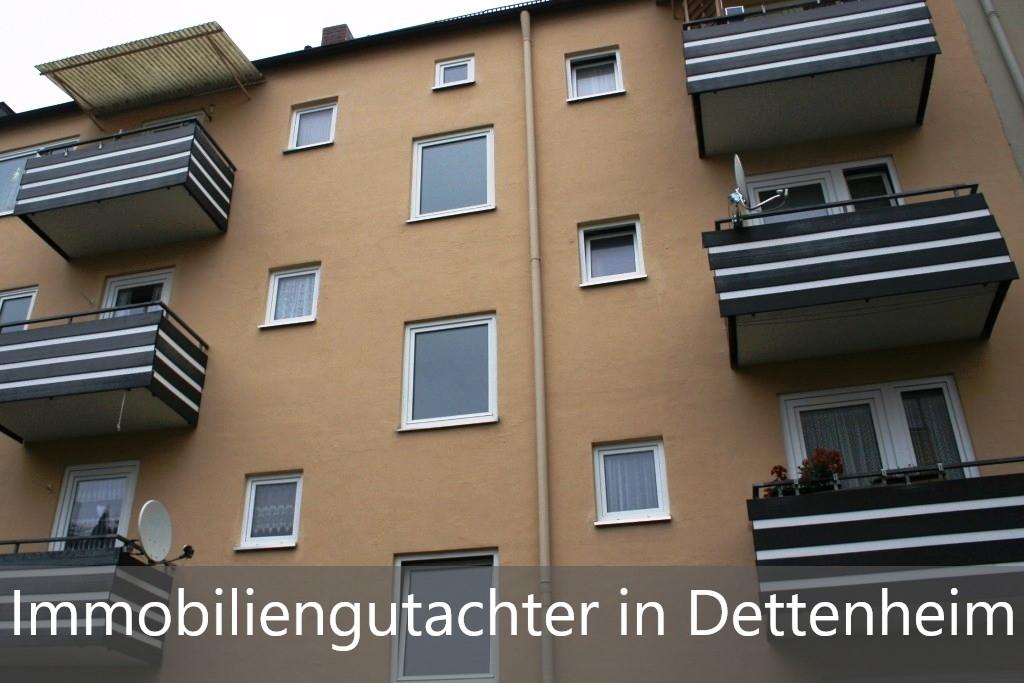 Immobilienbewertung Dettenheim