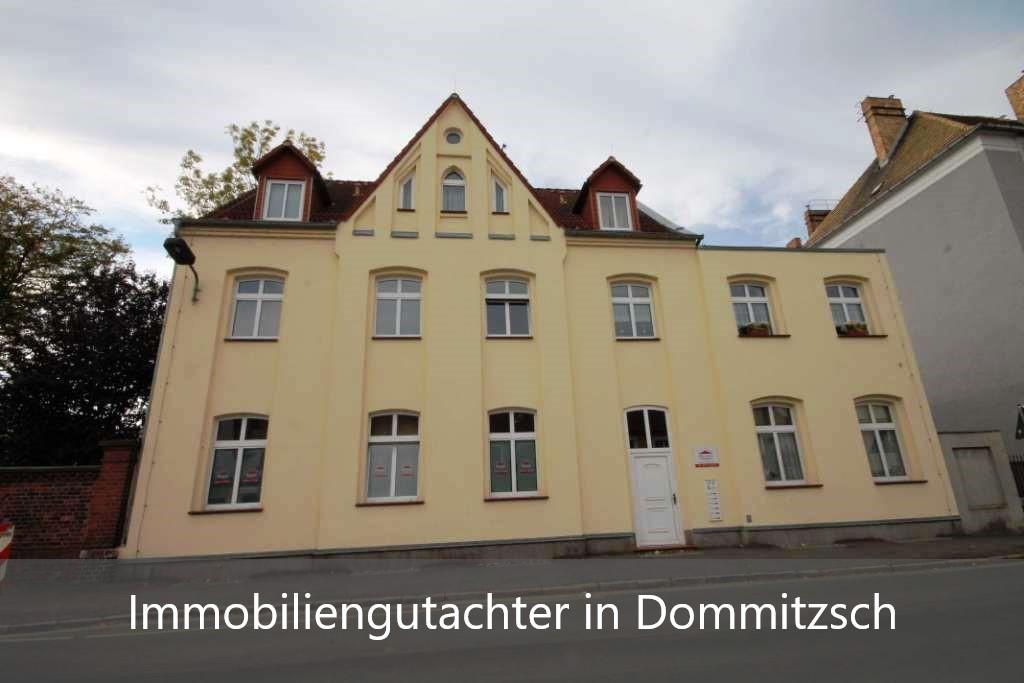 Immobilienbewertung Dommitzsch