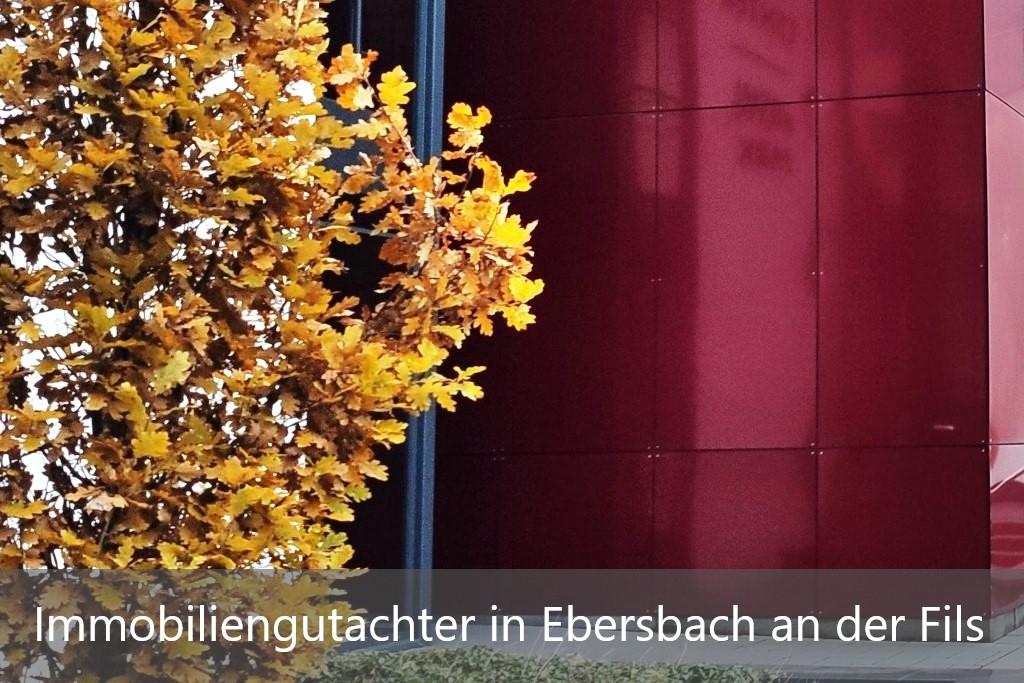 Immobilienbewertung Ebersbach an der Fils