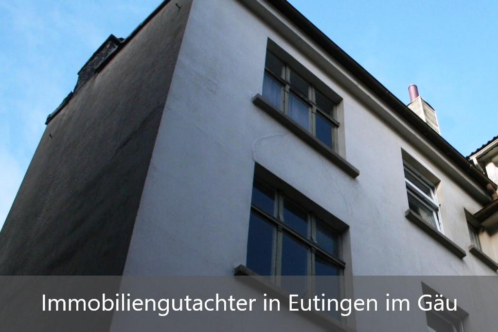 Immobilienbewertung Eutingen im Gäu