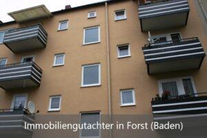 Immobiliengutachter Forst (Baden)
