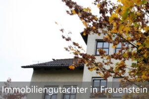 Immobiliengutachter Frauenstein (Erzgebirge)