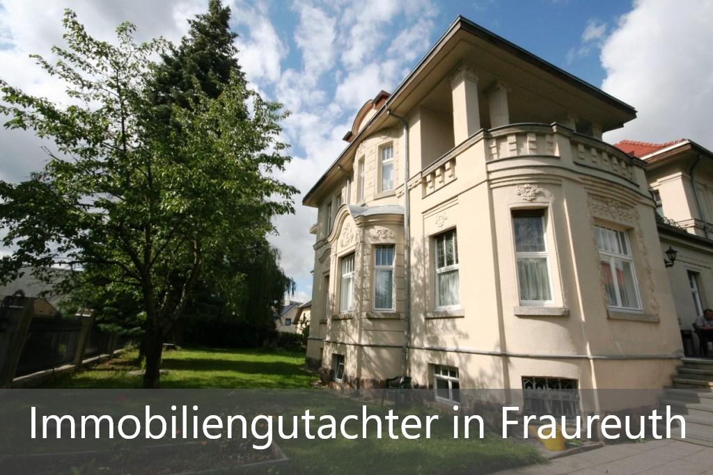 Immobilienbewertung Fraureuth