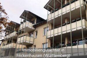 Immobiliengutachter Frickenhausen (Württemberg)