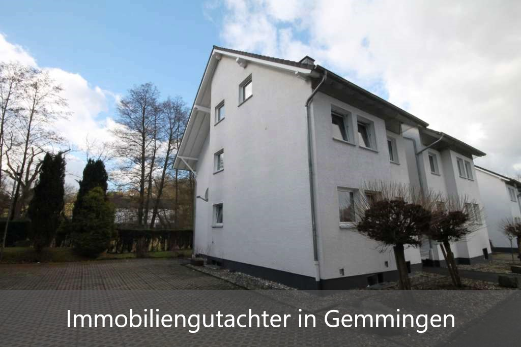 Immobilienbewertung Gemmingen