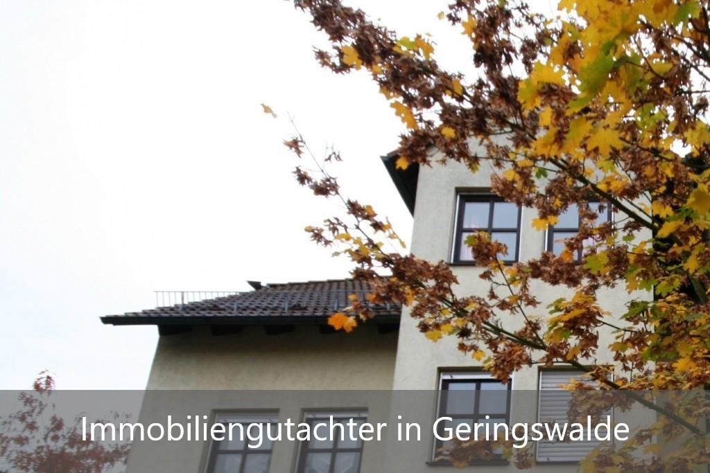 Immobilienbewertung Geringswalde