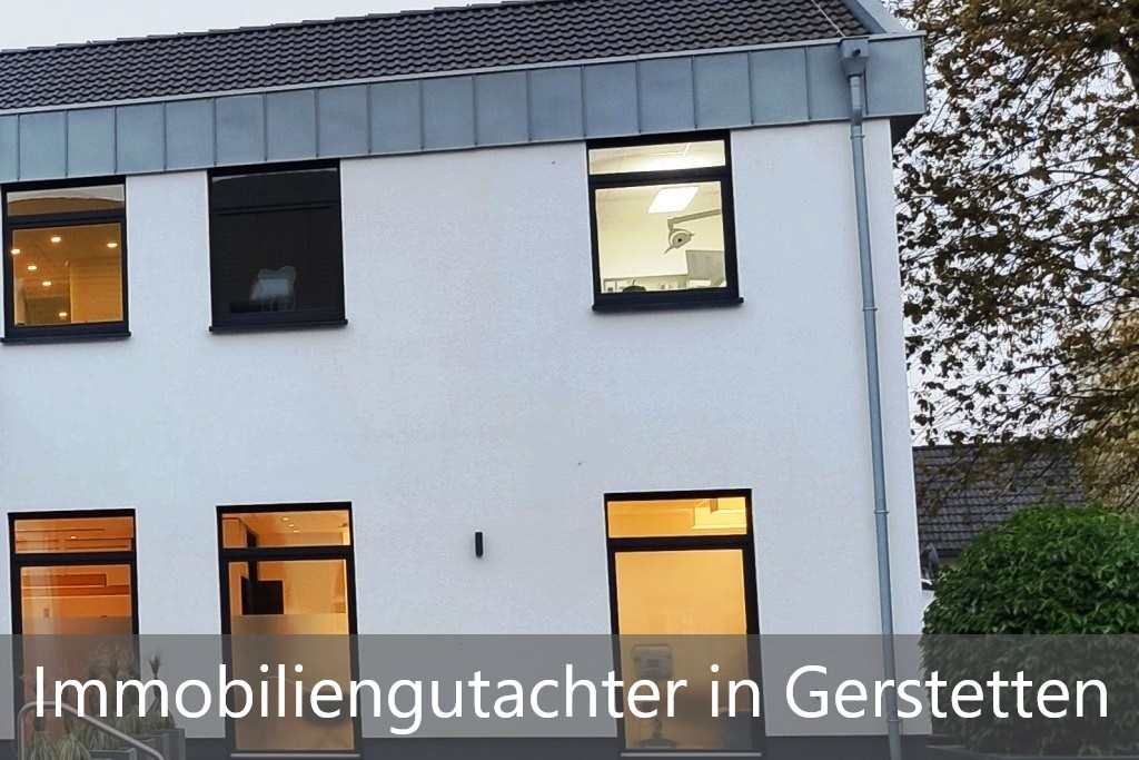 Immobilienbewertung Gerstetten