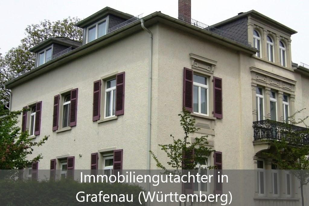 Immobilienbewertung Grafenau (Württemberg)