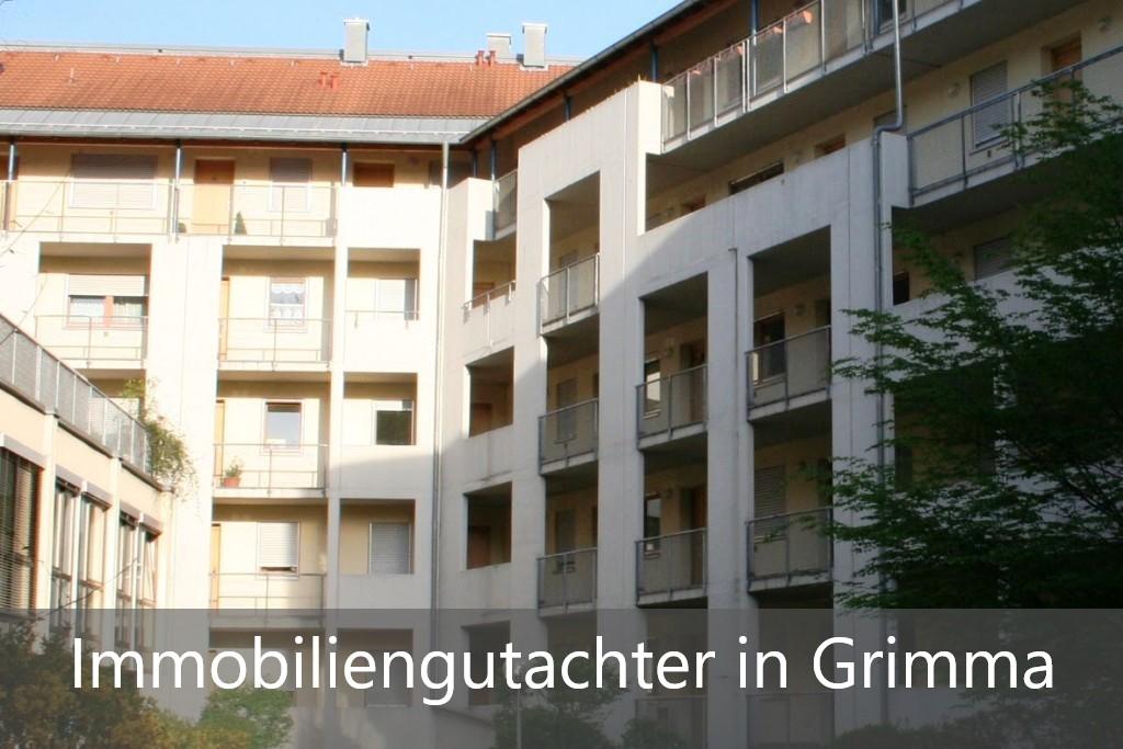 Immobilienbewertung Grimma