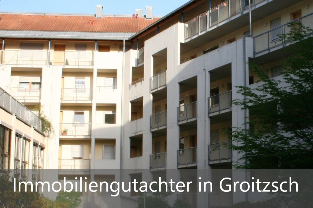 Immobilienbewertung Groitzsch