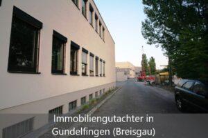 Immobiliengutachter Gundelfingen (Breisgau)