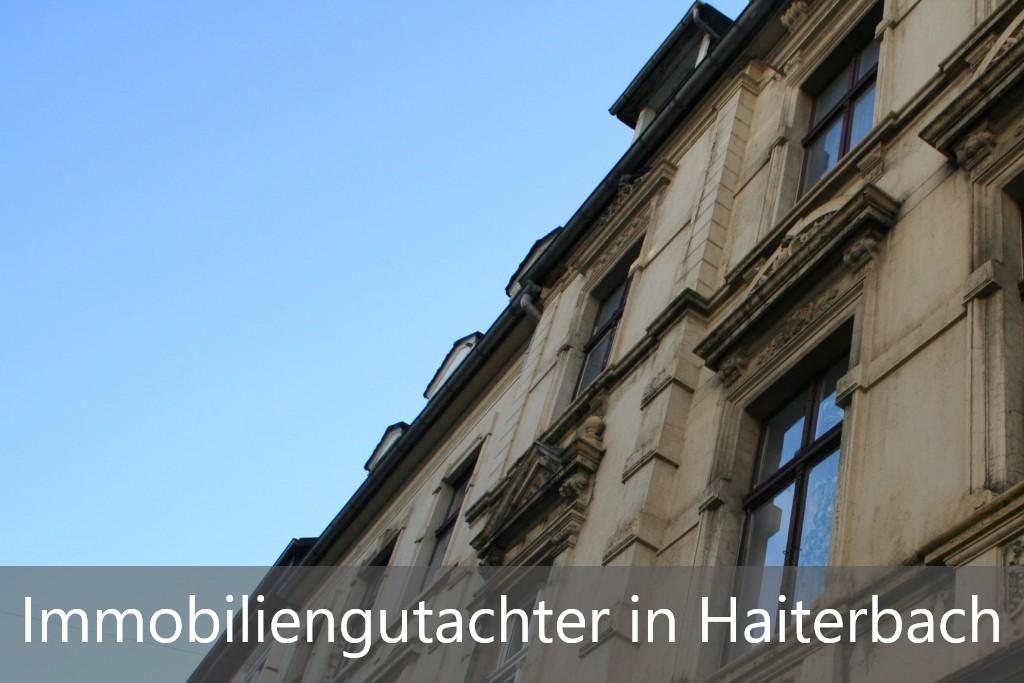 Immobilienbewertung Haiterbach