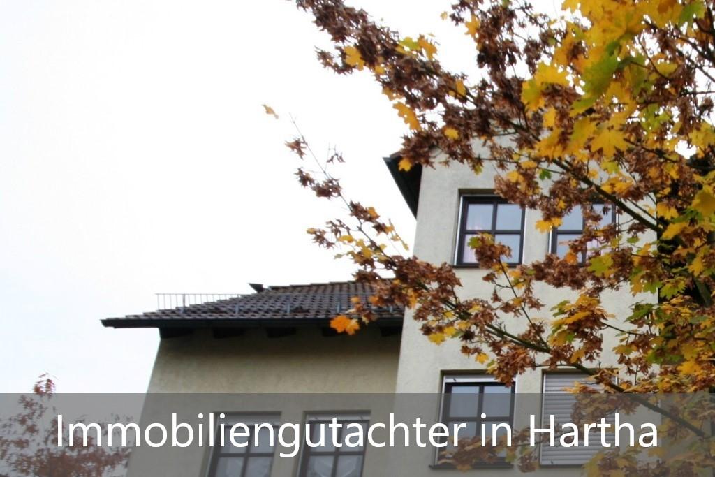 Immobilienbewertung Hartha