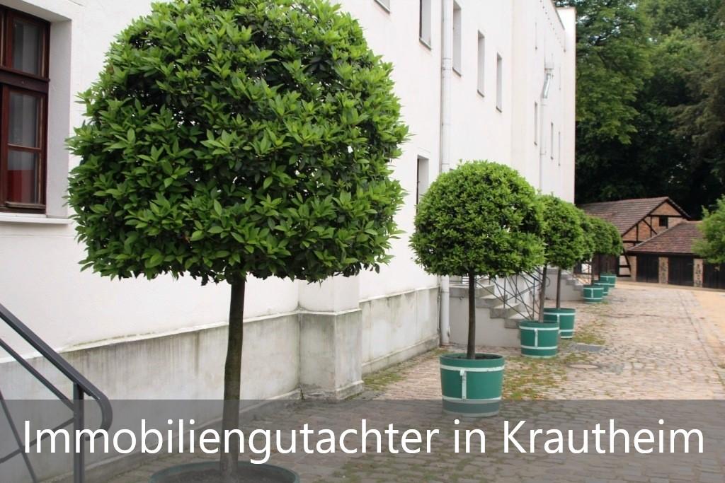 Immobilienbewertung Krautheim (Jagst)