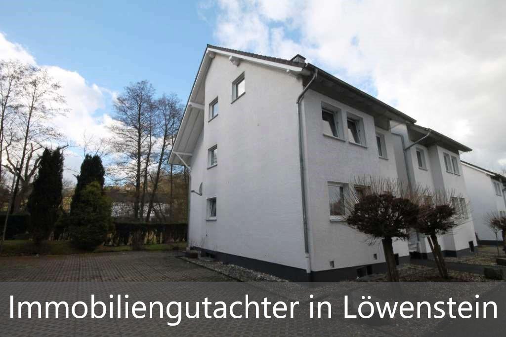 Immobilienbewertung Löwenstein