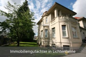 Immobiliengutachter Lichtentanne