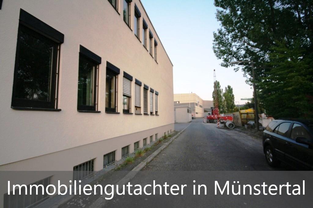 Immobilienbewertung Münstertal /Schwarzwald