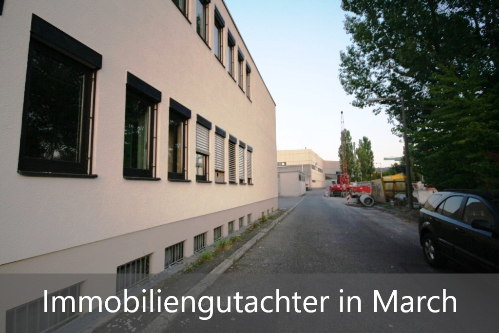 Immobilienbewertung March (Breisgau)