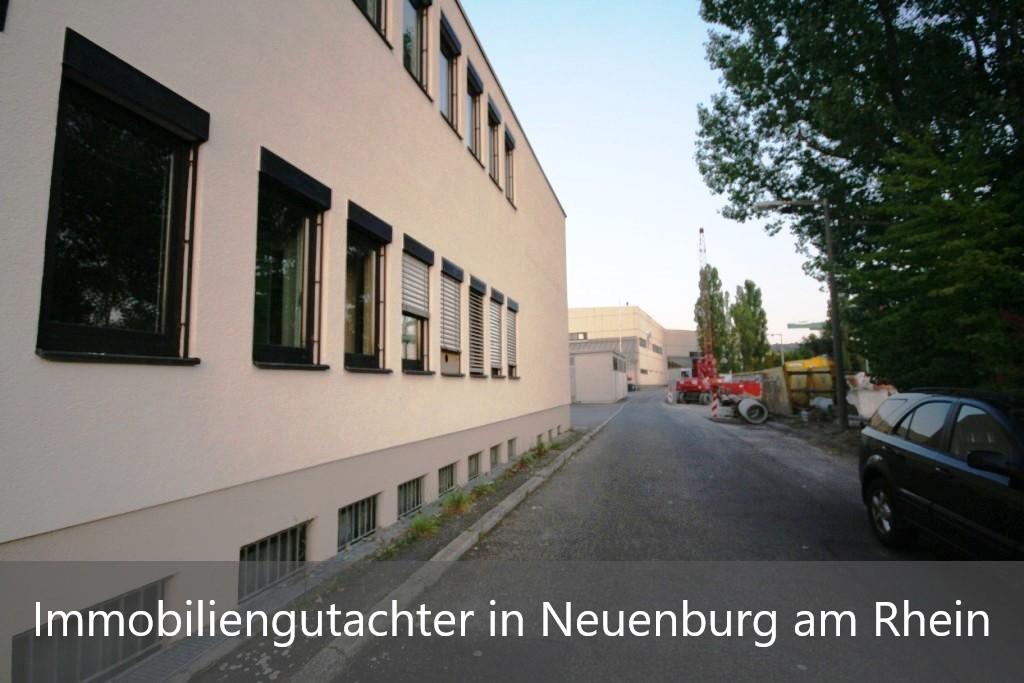 Immobilienbewertung Neuenburg am Rhein