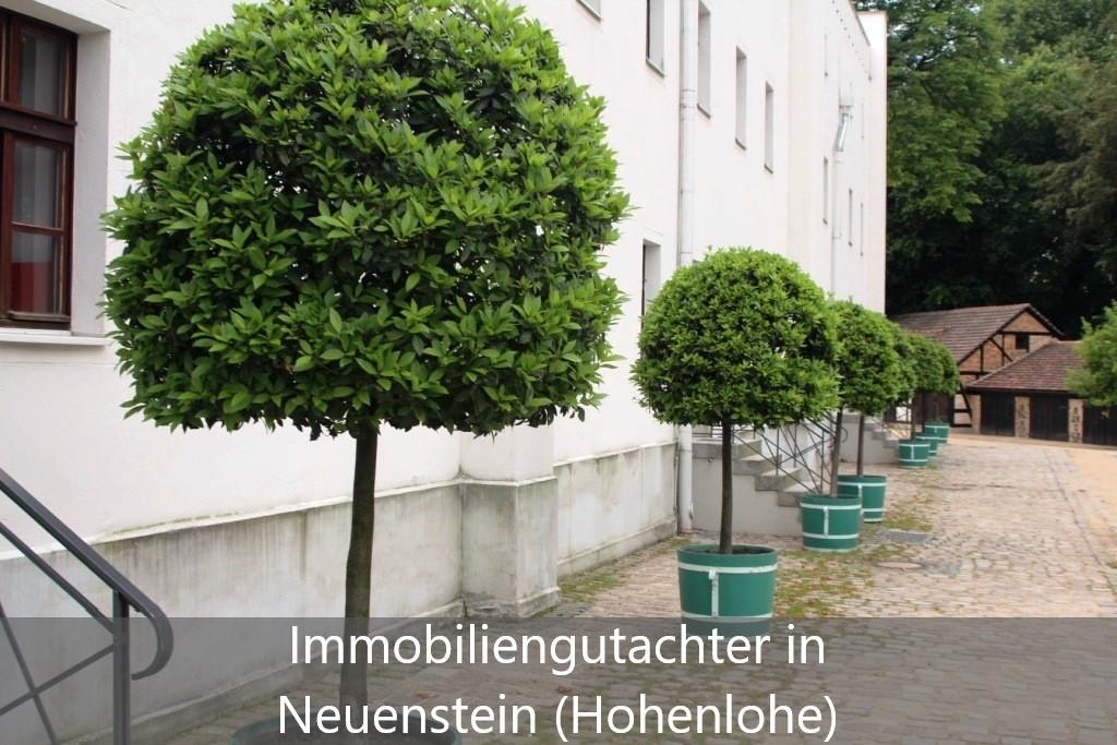 Immobilienbewertung Neuenstein (Hohenlohe)
