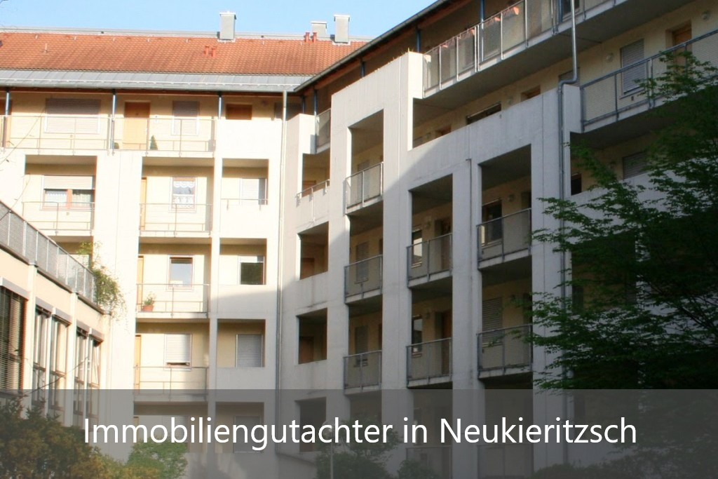 Immobilienbewertung Neukieritzsch