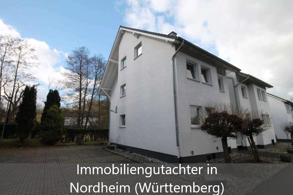 Immobilienbewertung Nordheim (Württemberg)