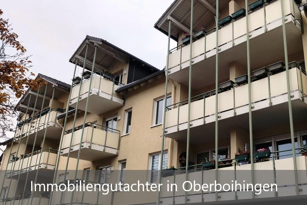 Immobilienbewertung Oberboihingen