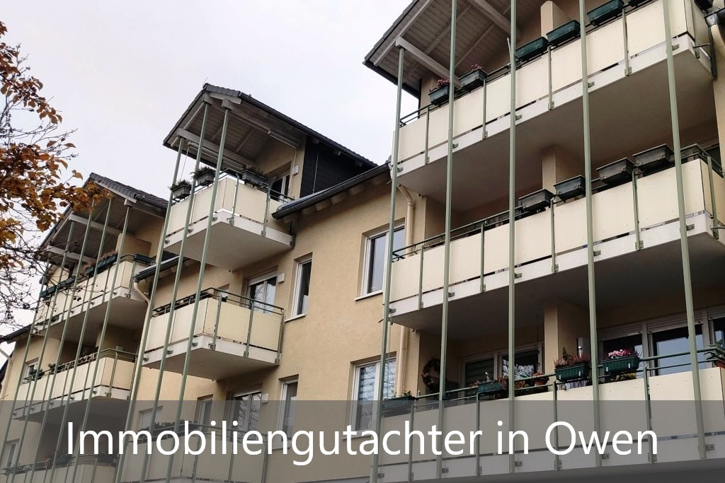 Immobilienbewertung Owen