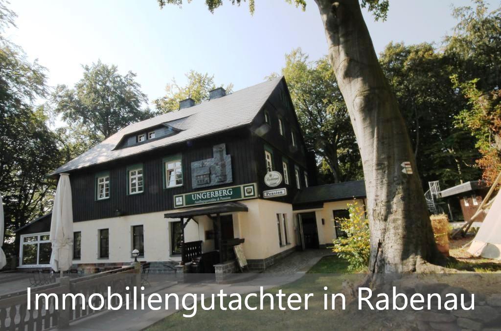 Immobilienbewertung Rabenau (Sachsen)