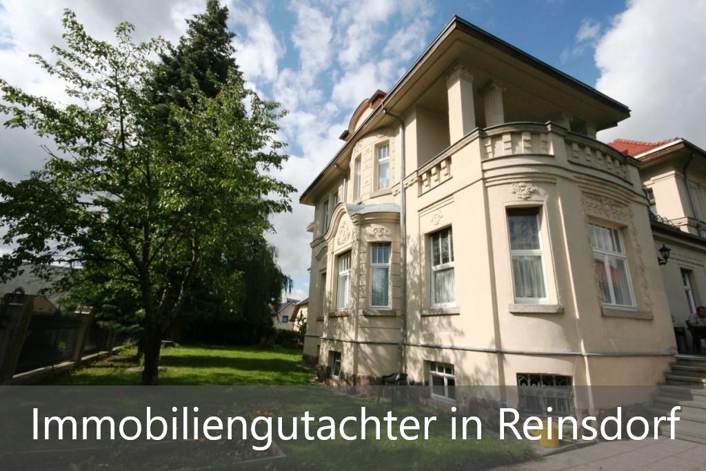 Immobilienbewertung Reinsdorf (Sachsen)