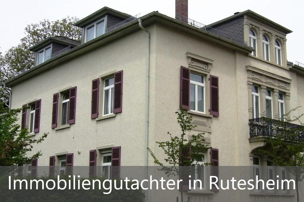 Immobilienbewertung Rutesheim