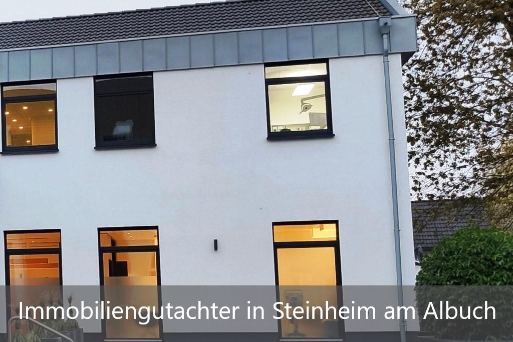 Immobilienbewertung Steinheim am Albuch