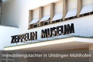 Immobiliengutachter Uhldingen-Mühlhofen