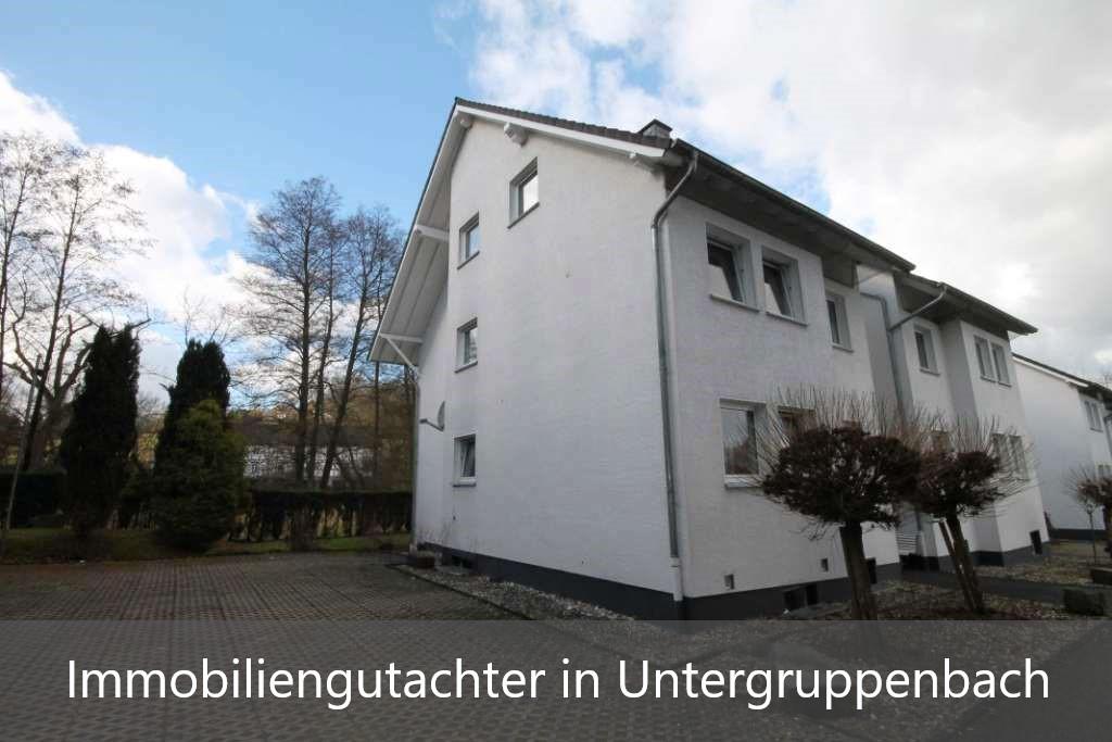 Immobilienbewertung Untergruppenbach