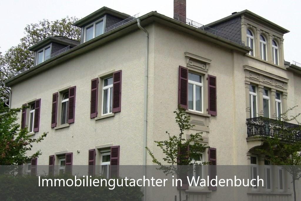 Immobilienbewertung Waldenbuch